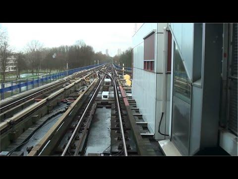 Cabinerit metro Rotterdam_Slinge-Den Haag Centraal_020112
