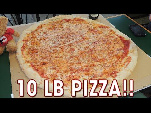 3-Person Team Pizza Challenge in Michigan!!