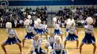 Mid American Pom State Champs 2008 - Nouvel Varsity