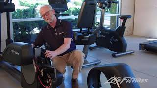 Life Fitness Integrity Elliptical Cross-Trainer Service Video