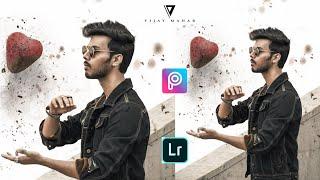 Vijay Mahar heart photo editing | Vijay Mahar photo editing