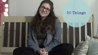 Fifty Things Tag!! Thumbnail