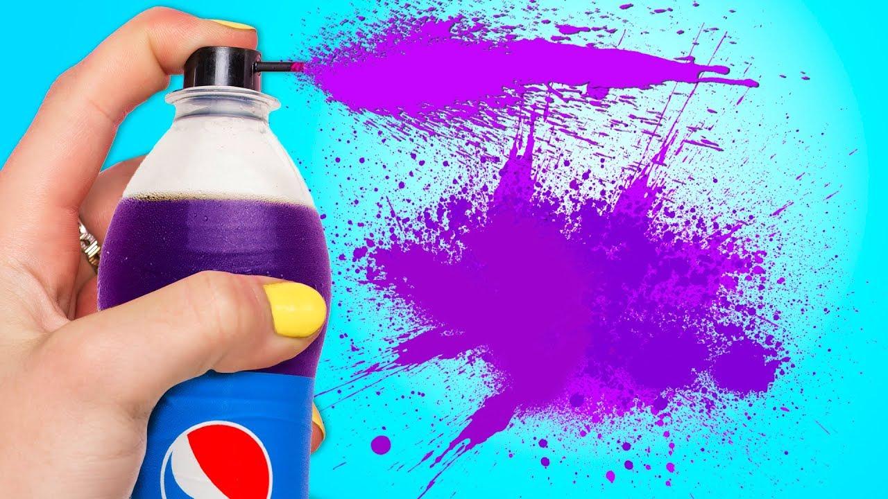 20 Creative Wall Painting Hacks