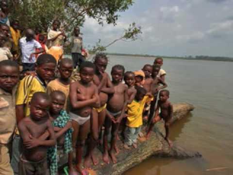 Congo River Refugees - German