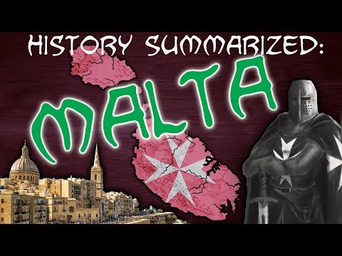 History Summarized: Malta