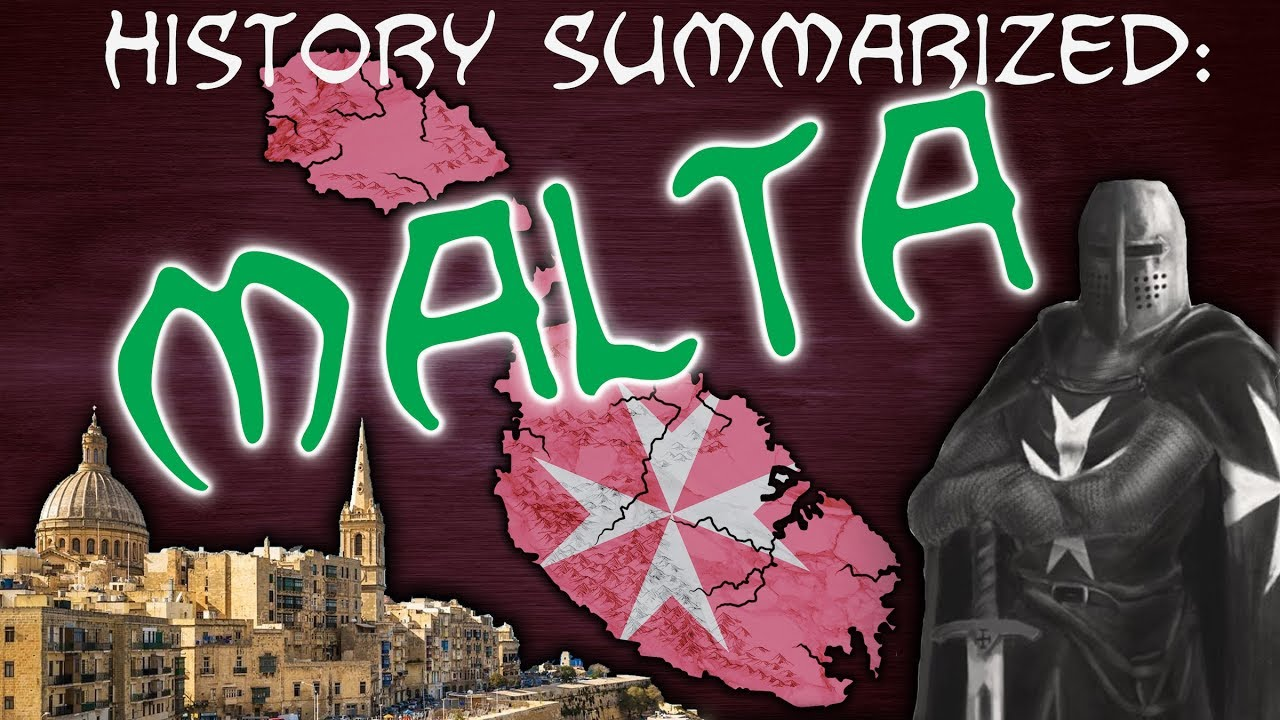 History Summarized: Malta