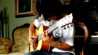 Lorenzo Niccolini - Petite Waltz (Fingerstyle Acoustic Guitar)