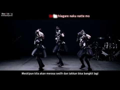 BABYMETAL - KARATE KARAOKE Version (JAPANESE AND INDONESIAN)