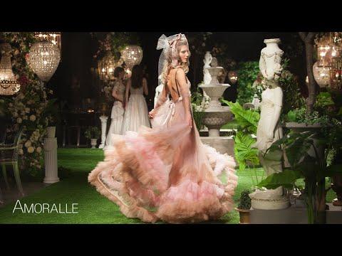 Spring/Summer 2019 Bridal Fashion Show | AMORALLE