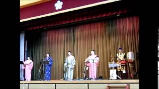 大阪城東区でのライブ&トークを涼風会の有本涼さんが行った。その時の様子です。