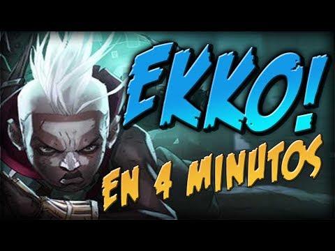 GUIA EKKO  CHALLENGER EN 4 MINUTOS