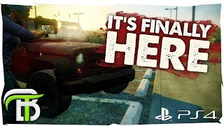 H1Z1 PS4 Gameplay | THE TIME HAS COME (H1Z1 PS4)
