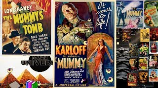 The Mummy 1930's - 1960's (Dark Universe Origins)