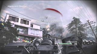Call of Duty: Modern Warfare 3 - What Goes Up...