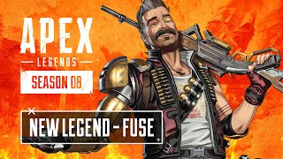 Meet Fuse - Apex Legends Character Trailer