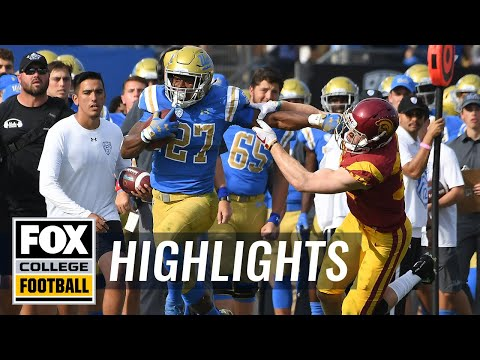 USC vs. UCLA | FOX COLLEGE FOOTBALL HIGHLIGHTS