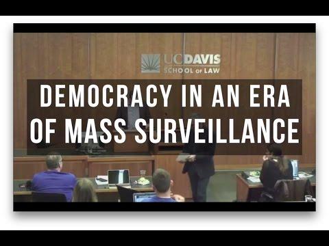 BEN WIZNER | Democracy in an Era of Mass Surveillance
