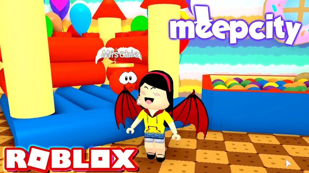 Is She A Bat A Devil A Fairy Roblox Roleplay Meepcity Meep