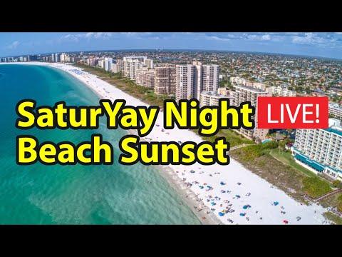 LIVE: SaturYay Night Livestream From Macro Island | Beautiful Sunset On Tap!