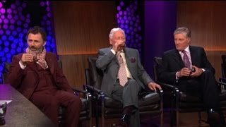 Tommy Tiernan brings out the whiskey - The Late Late Show 50th Anniversary -