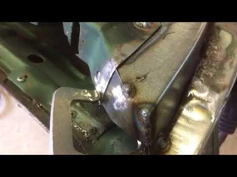 1972 Camaro Door repairs