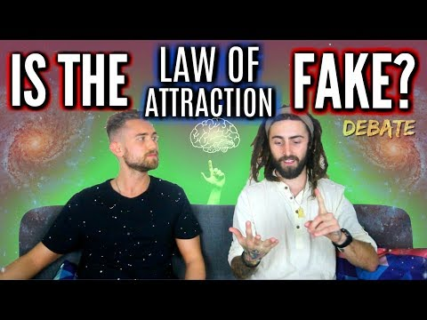 Is the Law of Attraction Fake? (Debate w/ Aaron Doughty)