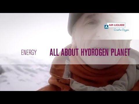 All about Hydrogen Planet