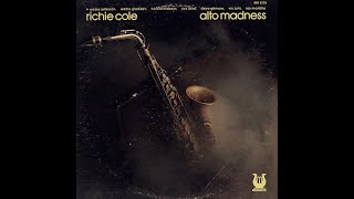 Richie cole - remember your day off