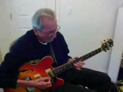 The Shadow Of Your Smile (JAZZ GUITAR) bossa nova - YouTube
