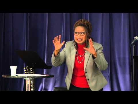 The Journey to Reconciliation & Racial Healing - Brenda Salter McNeil (November 1, 2015)