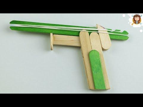 Como Hacer una Pistola