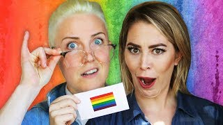 QandGay: Is Scissoring A Thing? (ft. Kelsey Darragh)