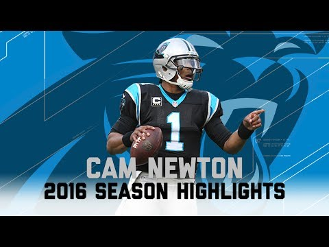 Cam Newton's Best Highlights from the 2016 Season | NFL