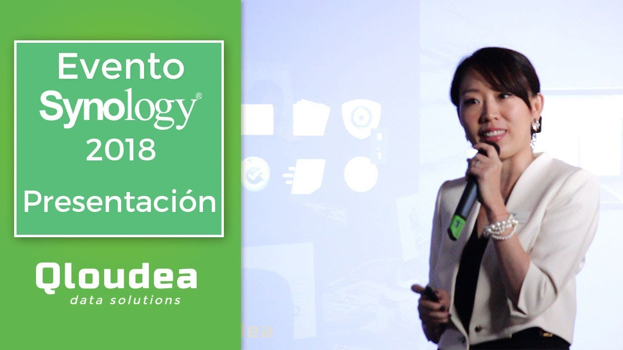 Rosiel Lee - Synology Event 2018