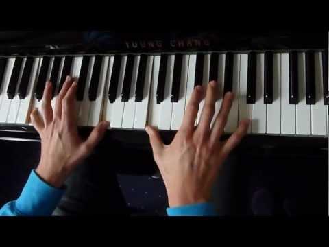 Philipp Poisel - Ich will nur Piano Tutorial