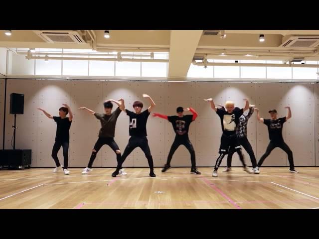 NCT 127 - 소방차 (Fire Truck) Dance Practice (Mirrored)