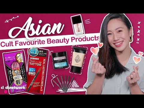 Asian Cult Favourite Beauty Products - Tried And Tested: EP150