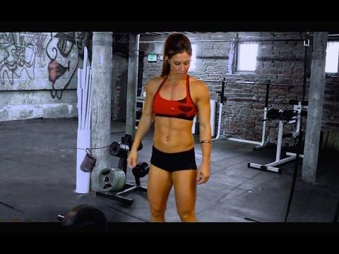 Andrea Ager- CrossFit Tabata