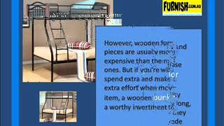Make The Right Choice For The Right Reasons-bunk Beds For Sale Wood Or Metal