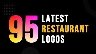 95 Latest Restaurant Logos | Creative Restaurant logo ideas | Food Logos | Adobe Creative Cloud