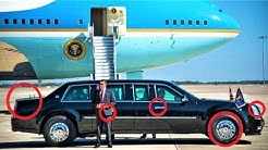 Unbelievable Secrets of The President's Limo