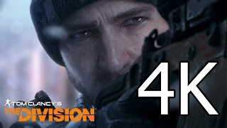 Tom Clancy's The Division - 4K Video Game Trailer [Ultra HD] 2160p