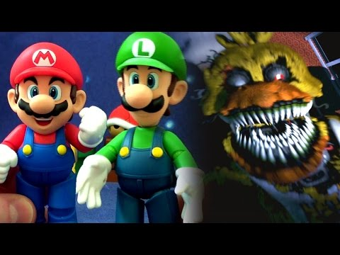 Thumbnail: Super Mario PLAYS FIVE NIGHTS AT FREDDY'S (Movie)