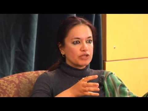 Nyla Khan at Portland Community College