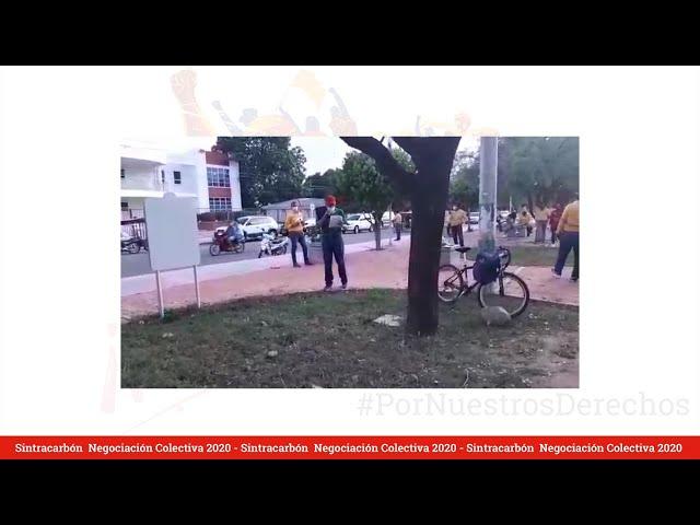 Lucha y resistencia en versos contra la multinacional del carbón 1/7