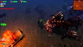 Dead Frontier: Legendary Wasteland DEVIL HOUND LVL 220 BOSS I CAN'T!