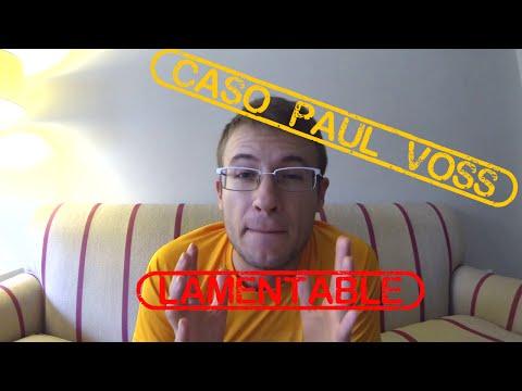 ¡Lamentable! Caso Paul Voss en Abu Dhabi | Opinión personal