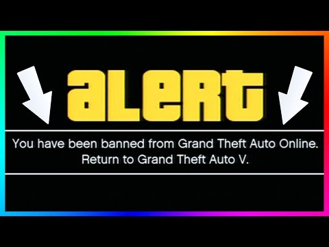BANNED....MASSIVE BAN WAVE HITS GTA ONLINE AFTER ROCKSTAR REMOVES HUGE FEATURE & MORE! (GTA 5)