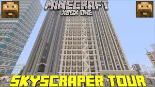 Minecraft Skyscraper Tour