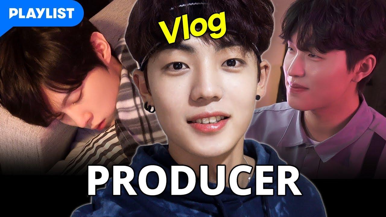 🎹 20 y.o. Producer Crew's Daily VLOG in a Music Studio   TWENTY-TWENTY   (Click CC for ENG sub)